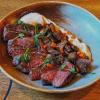 steak Praga fel principal pranz comanda restaurant pub kundera